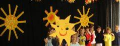 Sonne voll Energie